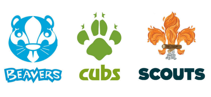 Beavers, Cubs and Scouts