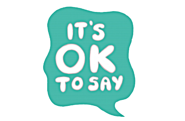 It's Okay to Say