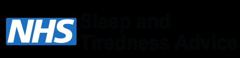 NHS Sleep and Tiredness advice